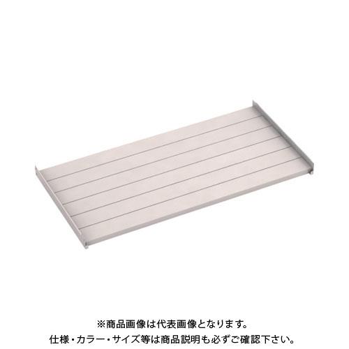 【運賃見積り】【直送品】 TRUSCO M10型棚用棚板 1800X900 中受付 ネオグレー M10-T69S:NG