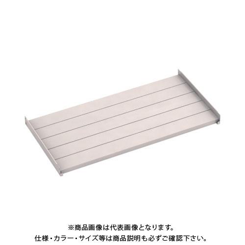 【運賃見積り】【直送品】 TRUSCO M10型棚用棚板 1500X760 中受付 ネオグレー M10-T57S:NG