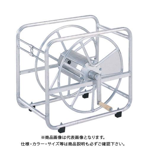 【個別送料1000円】【直送品】 昭和 アルミ製ホース巻取機 MA-2B
