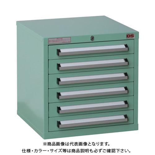 【直送品】 OS ミゼットキャビネット M6-2