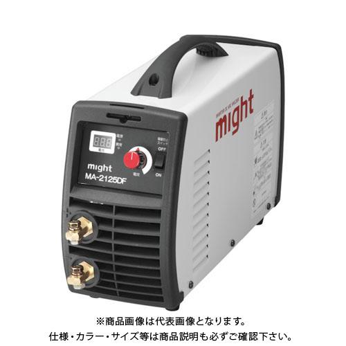 【直送品】マイト 直流アーク溶接機 MA-2125DF