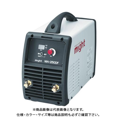 【直送品】マイト 直流アーク溶接機 MA-250DF