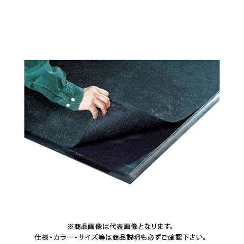 【運賃見積り】【直送品】pig ピグヘビーデューティートラフィックマット (1箱(袋)=11枚入) MAT162B