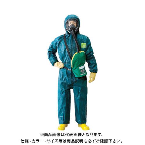シゲマツ 使い捨て化学防護服 MC4000 XXL MC4000-XXL