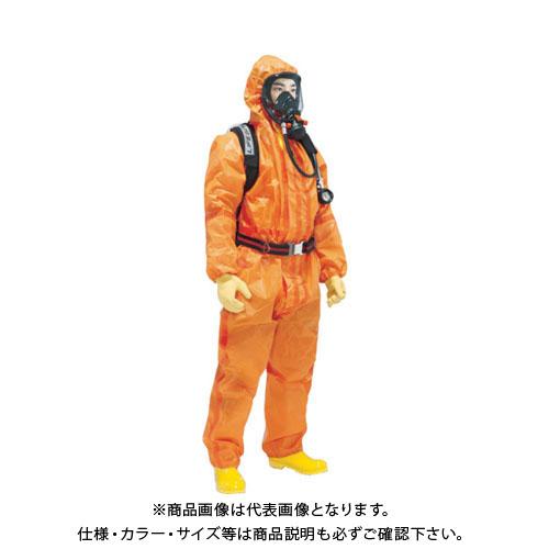 シゲマツ 使い捨て化学防護服 MC5000-S