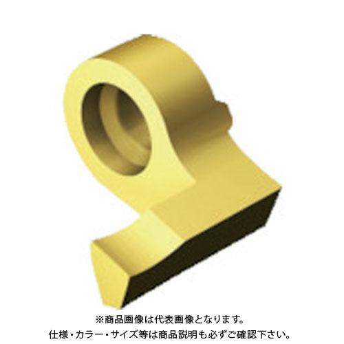 サンドビック コロカットMB 小型旋盤用端面溝入れチップ 1025 COAT 10個 MB-09FA150-02-14R:1025