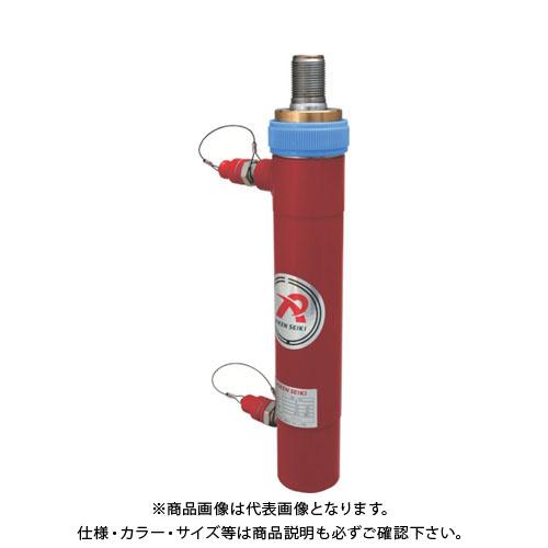 【個別送料1000円】【直送品】RIKEN 複動式油圧シリンダー ストローク300mm VCカプラ付 MD1-300VC