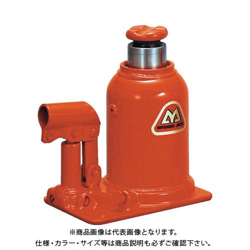 マサダ 標準オイルジャッキ 10TON MHB-10