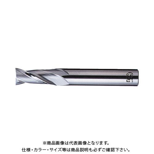 OSG 超硬エンドミル 2刃ショート 8 84016 MG-EDS-8