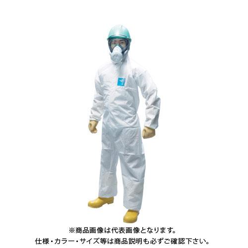 シゲマツ 使い捨て化学防護服(10着入り) L MG1500-L