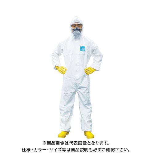 シゲマツ 使い捨て化学防護服 MG2000P S(10着入り) MG2000P-S
