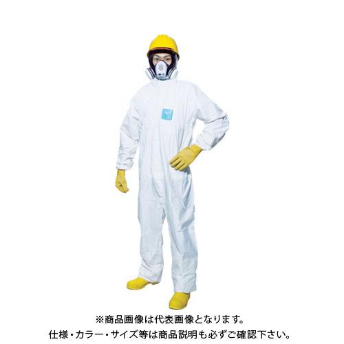 シゲマツ 使い捨て化学防護服 MG2000P XL(10着入り) MG2000P-XL