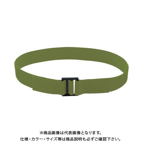 TRUSCO フリーマジック結束テープ 片面 幅50mmX長さ25m OD MKT-50B-OD
