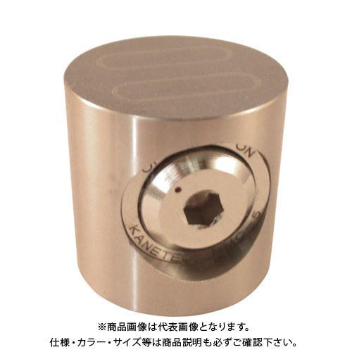 カネテック 一面吸着丸形永磁ミニチャック MMC-8