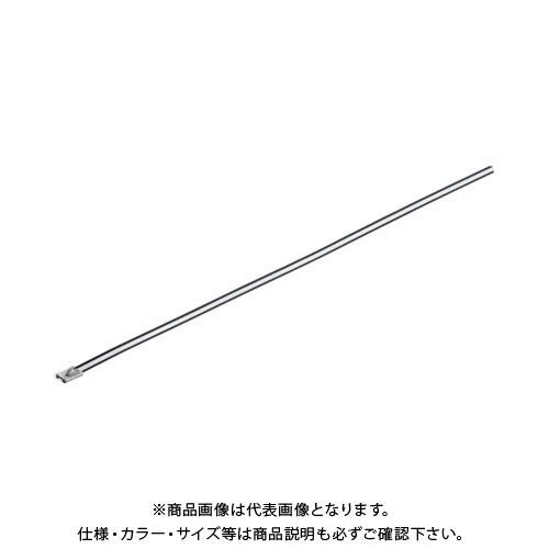 パンドウイット MLT ナイロン11コーティング ステンレススチールバンド SUS316 幅7.9mm 長さ521mm 50本入り MLTC6H-LP316 MLTC6H-LP316