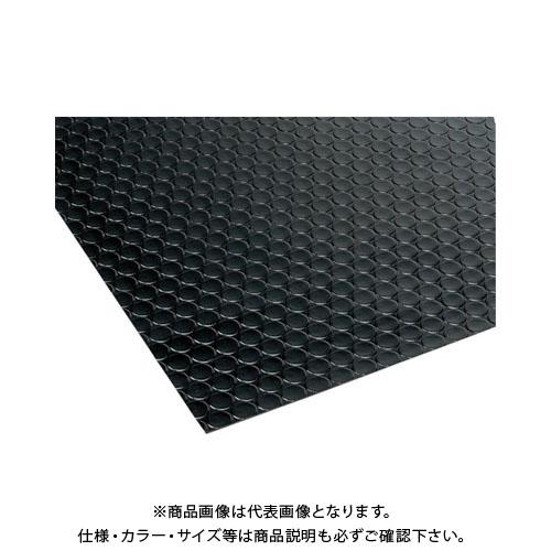 【運賃見積り】【直送品】 テラモト リサイクル長マットコインブラック MR-157-020-6
