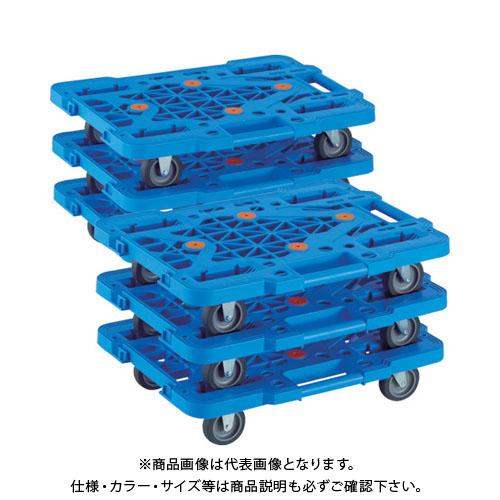【運賃見積り】【直送品】TRUSCO ルートバン まとめ買い MPK-500JS-B 6台セット MPK-500JS-B-M6