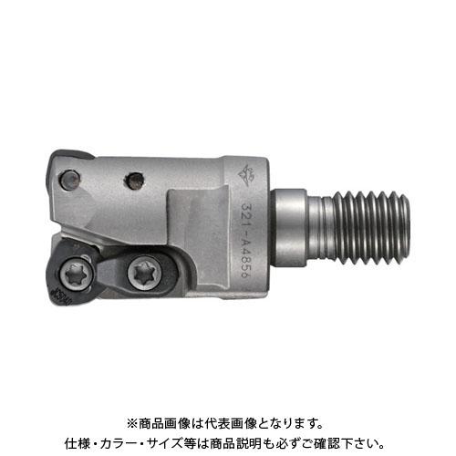 ダイジェット 高送りダイマスターモジュラーヘッド本体 MSH-2035-M16