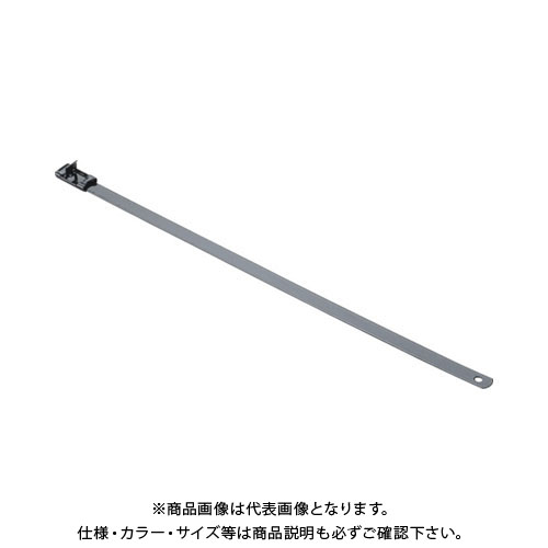 パンドウイット MS(バックルロック式)ナイロン11コーティングステンレススチールバンド SUS316 幅:9.7mm 長さ:620mm 50本入 MSC6W38T15-L6