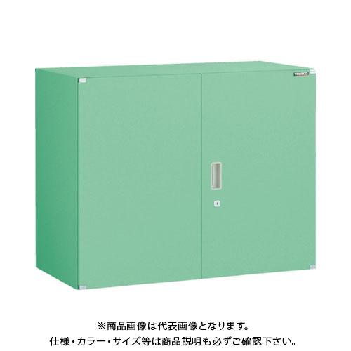 【運賃見積り】【直送品】 TRUSCO MU型保管庫 両開き 900X450XH720 MUH-7