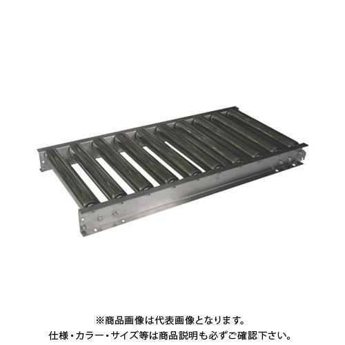 【直送品】 三鈴 スロットインSUSローラコンベヤMUS型Ф60.5×1.5T 幅150 1.5M MUS60-151515