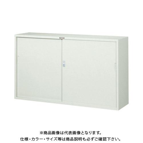 【個別送料2000円】【直送品】 TRUSCO スタンダード書庫(D400) スチール引違 1500XH880 N305D