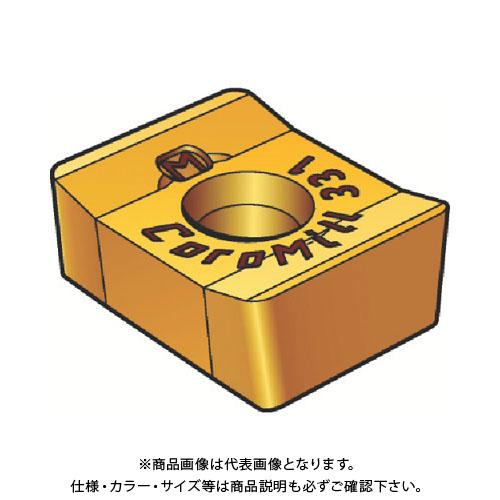 サンドビック コロミル331用チップ 4240 COAT 10個 N331.1A-11 50 08M-PM:4240