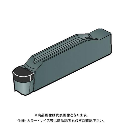 サンドビック コロカット1 突切り・溝入れCBNチップ 7015 CBN 5個 N123J10600S01025:7015