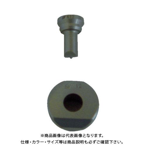 亀倉 ポートパンチャー用標準替刃 穴径13mm N-13
