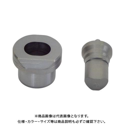 亀倉 ポートパンチャー用標準替刃 穴径14×18mm N-14X18
