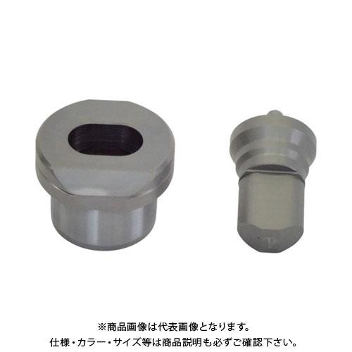亀倉 ポートパンチャー用標準替刃 穴径11×20mm N-11X20