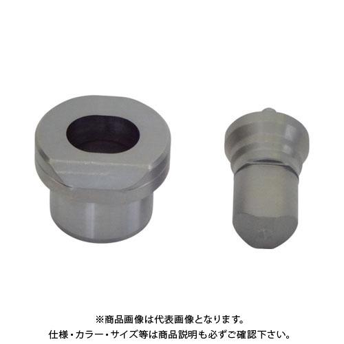 亀倉 ポートパンチャー用標準替刃 穴径14×20mm N-14X20
