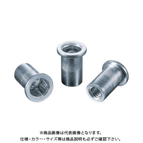 エビ ナット Dタイプ アルミニウム 5-3.5 (1000個入) NAD535M