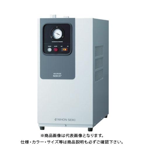 【直送品】日本精器 高入気温度型冷凍式エアドライヤ10HP用 NDK-75