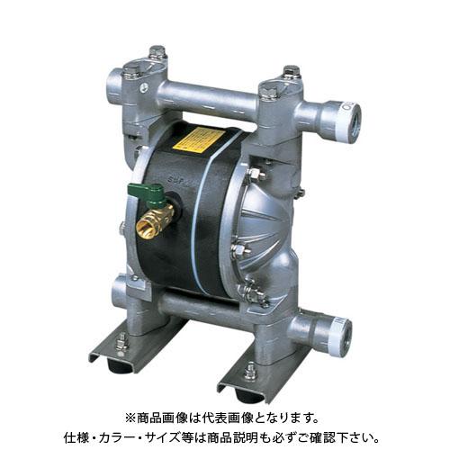 【直送品】ヤマダ ダイアフラムポンプ NDP-15BAT
