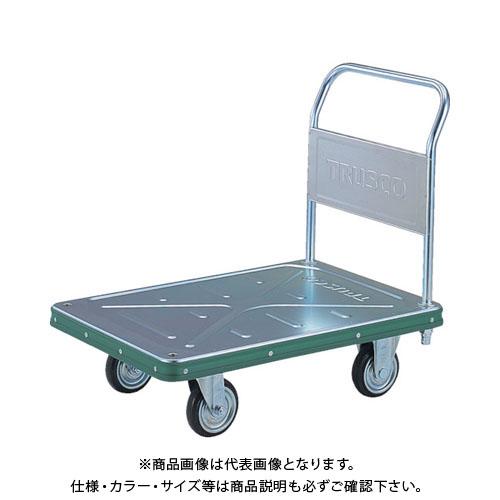 【個別送料1000円】【直送品】 TRUSCO NDハンドトラック 固定式 920X620 ND-900-2