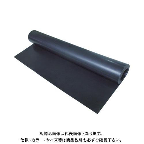 【運賃見積り】【直送品】MF ゴムシート 2mm×1m×10m NB002