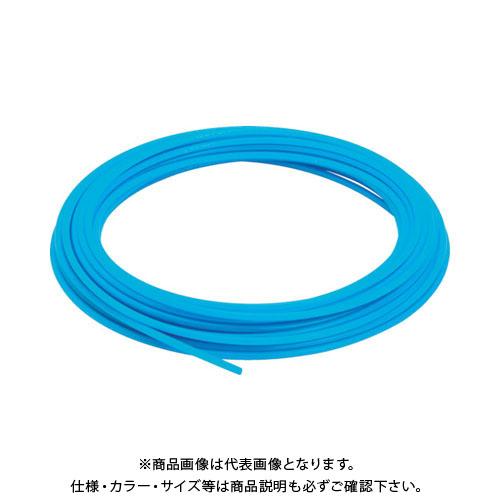 ピスコ ナイロンチューブ ブルー 8×6 100M NA0860-100-BU