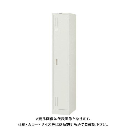 【個別送料2000円】【直送品】 TRUSCO スタンダードロッカー 1人用 317X515XH1790 NL17