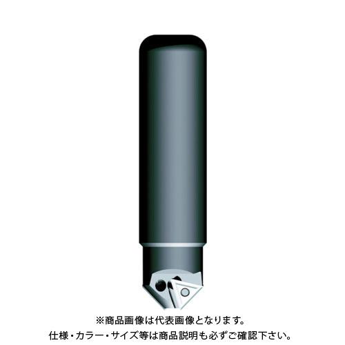 富士元 面取りカッター 75° シャンクφ25 NK7533T-25
