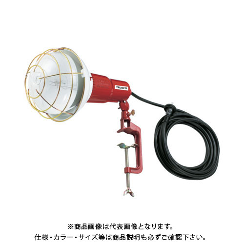 TRUSCO 水銀灯 160W コード5m NTG-165W