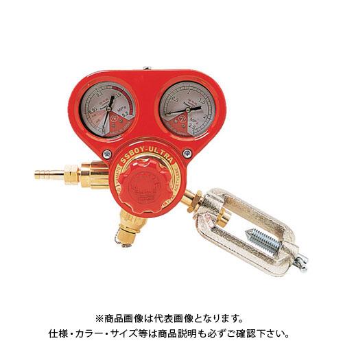 ヤマト 乾式安全器内蔵型調整器 SSボーイウルトラ(AC) N-SSBUR-AC