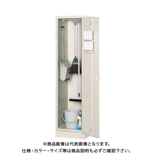 【個別送料2000円】【直送品】 TRUSCO 掃除用具ケース 片開型 W455XD515XH1790 NSP