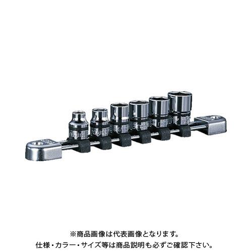 ネプロス 9.5sq.ソケットセット[6コ組] NTB306BA