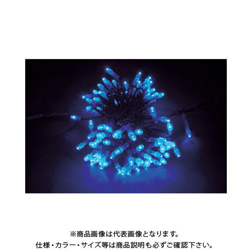 トライト LEDイルミネーション 青色 NSBB1-100-100P/2