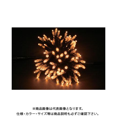 トライト LEDイルミネーション 電球色 NSBD1-100-100P/2