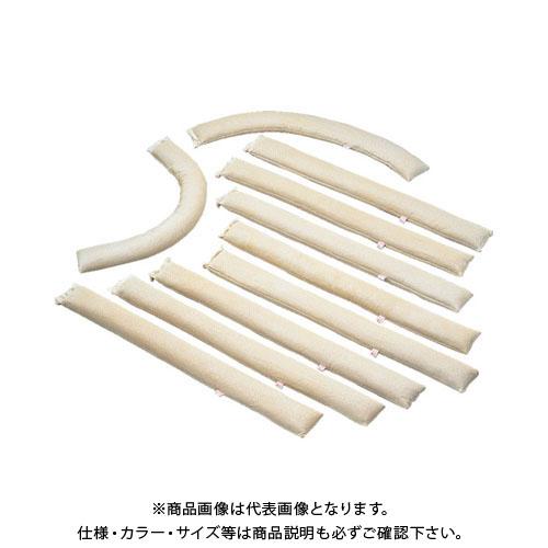 【個別送料1000円】【直送品】 TRUSCO オイルクリーンブロック チューブタイプ 2kg (10本入) OC-2B