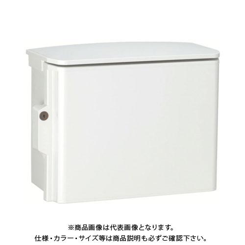 Nito キー付耐候プラボックス OPK18-54A
