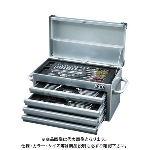 【運賃見積り】【直送品】ネプロス ツールセット(70点組) NTX8700BKA