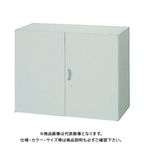 【運賃見積り】【直送品】 ナイキ 両開き書庫 NWS-0907K-AW